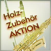Holzinstrumente Zubehör Aktionen