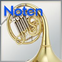 Noten für Horn