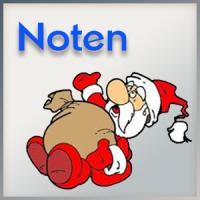 Weihnachtszeit - Noten