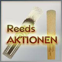 Spielblätter - Reeds Aktionen