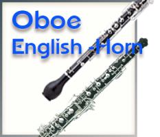 Oboe / Englischhorn