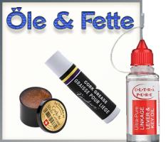 Öle + Fette
