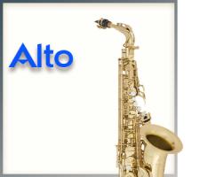 Es-Alto-Saxophone