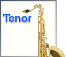 B-Tenor-Saxophone