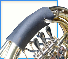 Hand Protector for Brass Instruments