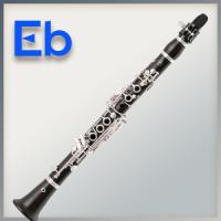 Mundstück für Es-Klarinette Böhm