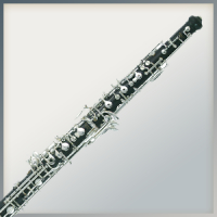 Polstersatz für Oboe