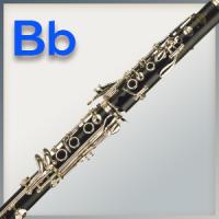 Blätter für B-Klarinette Böhm System