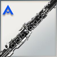 Polstersatz für A-Klarinette