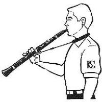 Gurte für Klarinette