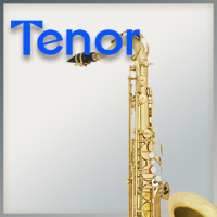 Blätter für B-Tenor-Saxophon