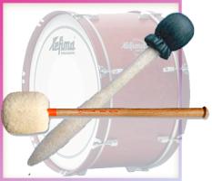 Bass Drum Mallets