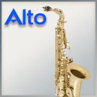 Polstersatz Alto-Saxophon