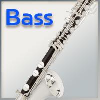 Polstersatz für Bass-Klarinette