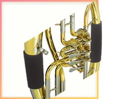 Handschutz für Tenorhorn/Bariton