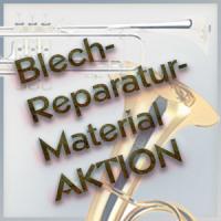 Reparaturmaterial Blechblasinstrumente Aktionen