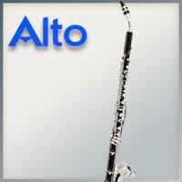 Aktions-Blätter Alto-Klarinette