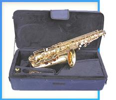 Etui / GigBag für Saxophon