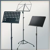 Music Stands Metal
