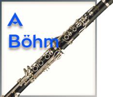 A-Klarinette Böhm System