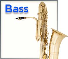 Bass-Saxophon