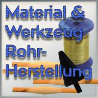 Material zur Rohr-Herstellung