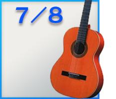 7/8 Konzertgitarren