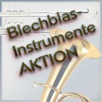 Blechblasinstrumente Aktionen