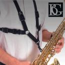 BG Kreuzgurt Saxophon Harness S40SH Men