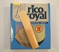 RICO Royal Bass-Klarinette-Blatt Stärke 3,5 (1)