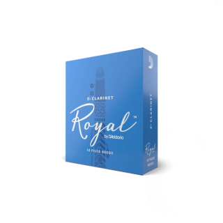 DAddario RICO Royal Blätter Eb-Klarinette (10)