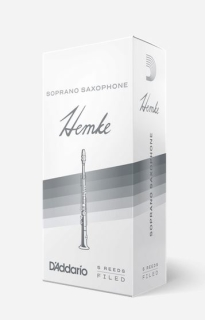 RICO HEMKE Sopran-Saxophon-Blätter (5)