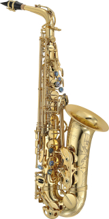Paul Mauriat Alto Saxophone System 76 - 2 edition gold lacquered