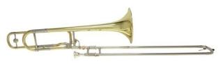 Bach Bb/F-Tenorposaune TB-503B