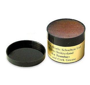 La Tromba F1 Cork & Slide Grease, reddish brown, 15 g
