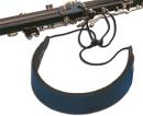 NEOTECH C.E.O. Comfort Strap™ Klarinetten-Gurt Regular schwarz