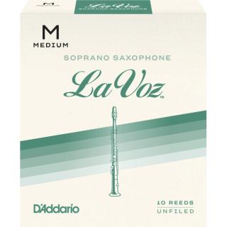 RICO LA VOZ Blätter für Sopran-Saxophon (10)