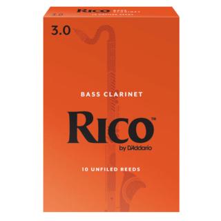 RICO Traditional Blätter für Bass-Klarinette (10)