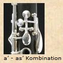 O.Hammerschmidt B-Klarinette Solo-Konzert OH-140