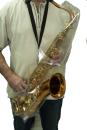 Regenschutz für B-Tenor-Saxophon (Regenhülle)