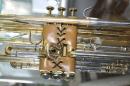 Handschutz BACH für Trompete braun