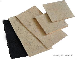 Kork&Filz-Set für Holzblasinstrumenten-Reparatur Filz schwarz