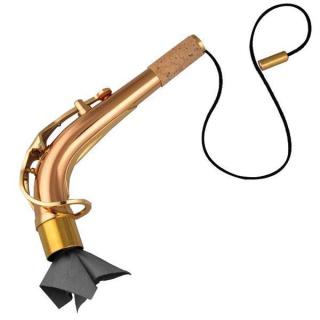 Kölbl - S-Bogen Wischer Leder für Es-/B-Saxophon