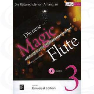 Die neue Magic Flute 3 mit CD
