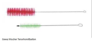 Innenreinigungs-Bürsten-Satz für Bariton / Tenorhorn / Tuba 2tlg.