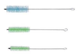 Innenreinigungs-Bürsten-Satz für Trp./FL./Alt-Horn, 3-teilig