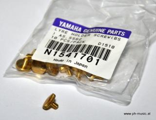 Yamaha Notenhalter - Schraube MS/lackiert (1)