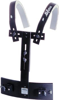 Lefima 7700 weiss od. schwarz Tragegestell für Marching Percussion