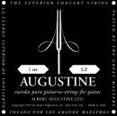 Saitensatz Augustine Concert Black Low Tenson