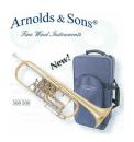 Arnolds & Sons B-Trompete mit Zylinder(Dreh-)Ventile...